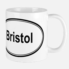 Bristol (oval) Mug