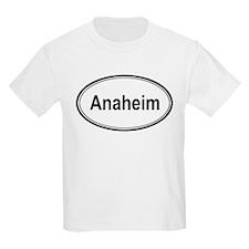 Anaheim (oval) T-Shirt