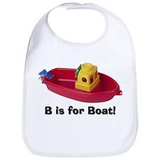 B is for Boat Bib