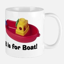 B is for Boat Mug