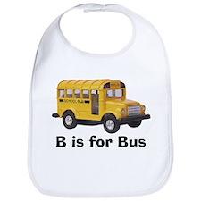 B is for Bus Bib