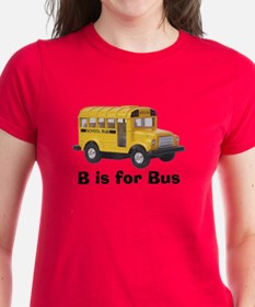 B is for Bus Tee