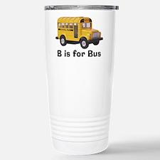 B is for Bus Travel Mug