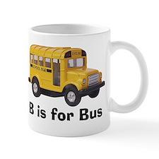 B is for Bus Mug