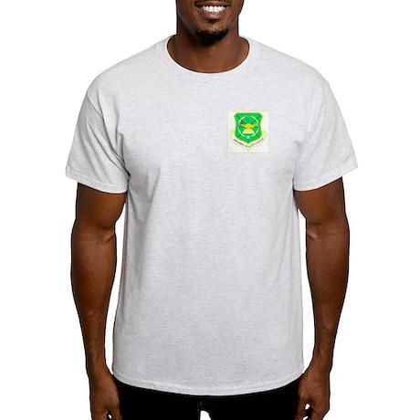 Quality Center Ash Grey T-Shirt