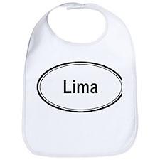 Lima (oval) Bib