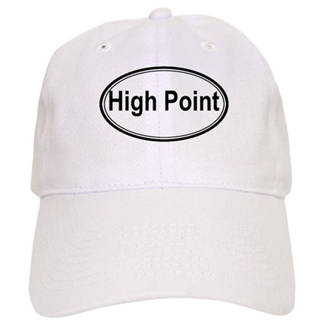 High Point (oval) Cap