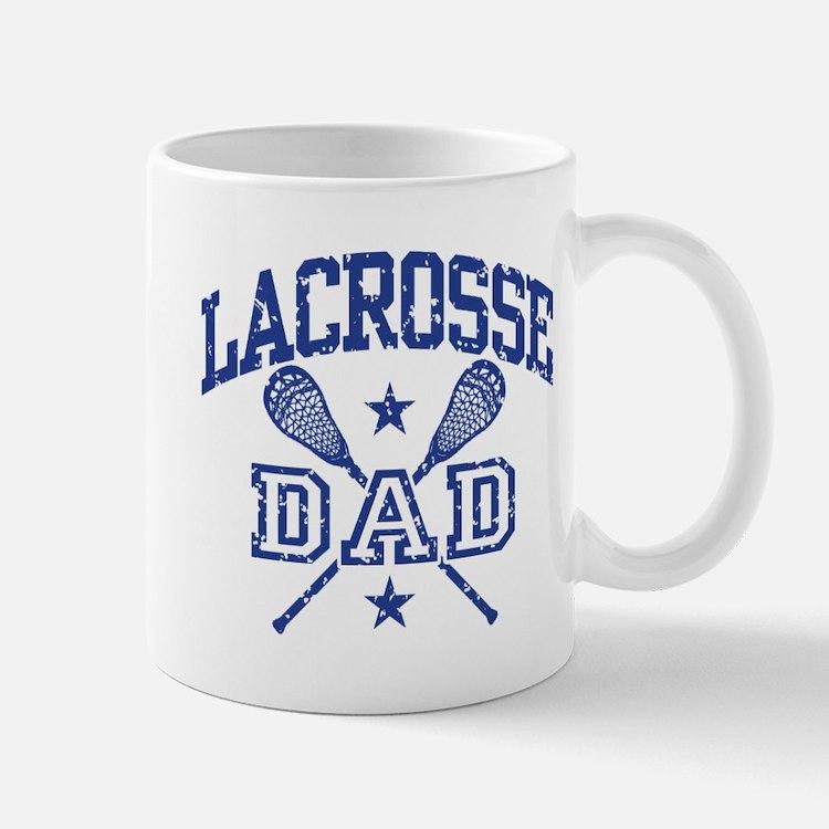 Lacrosse Dad Mug