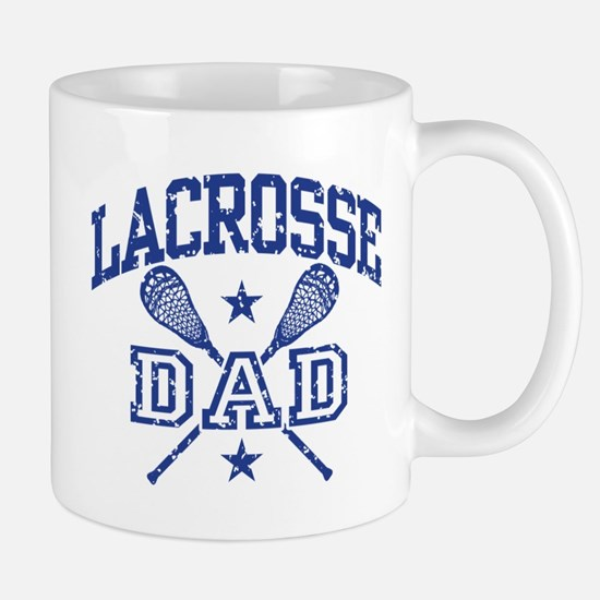 Lacrosse Dad Small Mugs