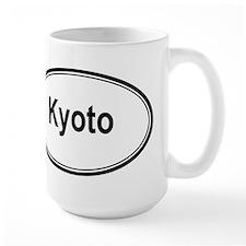 Kyoto (oval) Mug