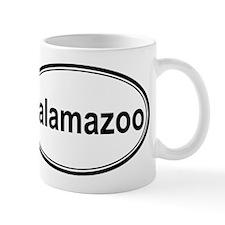 Kalamazoo (oval) Mug