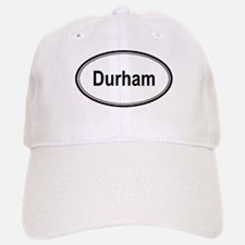 Durham (oval) Baseball Baseball Cap