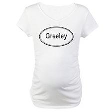 Greeley (oval) Shirt