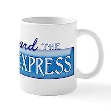 The Obama Express Mug