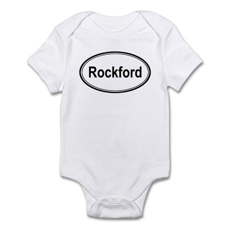 Rockford (oval) Infant Bodysuit