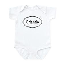 Orlando (oval) Infant Bodysuit