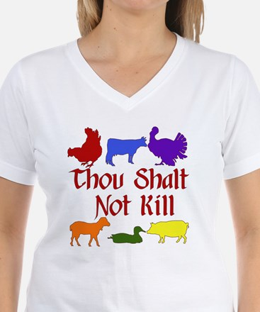 Thou Shalt Not Kill Shirt