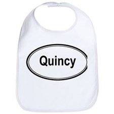 Quincy (oval) Bib