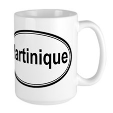 Martinique (oval) Mug