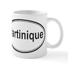 Martinique (oval) Mug