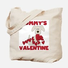 Dog Mommy's Valentine Tote Bag