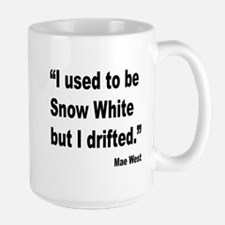 Mae West Snow White Quote Mug