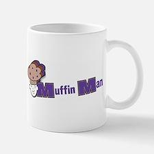 Muffin Man Small Small Mug