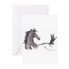 Unique The vineyard Greeting Cards (Pk of 20)