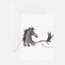 Cute The vineyard Greeting Cards (Pk of 20)