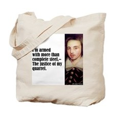 "Marlowe ""Armed"" Tote Bag"