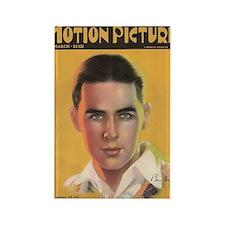 Ben Lyon March 1925 Rectangle Magnet
