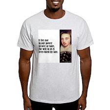 """Marlowe """"It Lies Not"""" T-Shirt"""