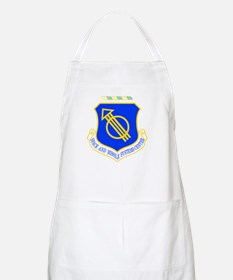 Space and Missile BBQ Apron
