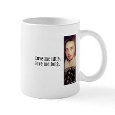 "Marlowe ""Love Me Little"" Mug"