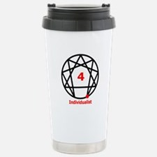 Type 4 Individualist Stainless Steel Travel Mug
