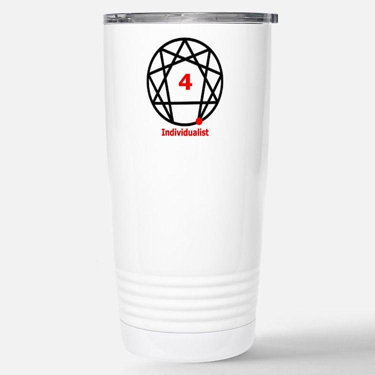 Type 4 Individualist Stainless Steel Travel Mug