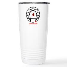 Type 4 Individualist Travel Coffee Mug