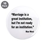 Mae West Marriage Quote 3.5