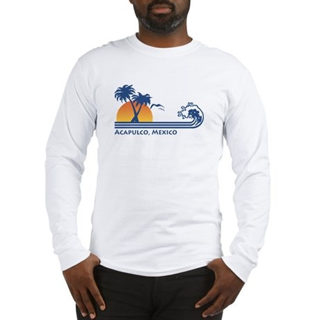 Acapulco Mexico Long Sleeve T-Shirt