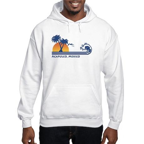 Acapulco Mexico Hooded Sweatshirt
