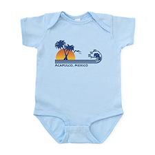 Acapulco Mexico Infant Bodysuit