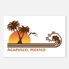 Acapulco Mexico Postcards (Package of 8)
