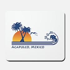 Acapulco Mexico Mousepad