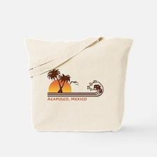 Acapulco Mexico Tote Bag