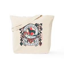 Beauceron Vampire Dog Tote Bag