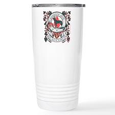 Beauceron Vampire Dog Travel Mug