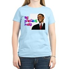 My President Rocks T-Shirt