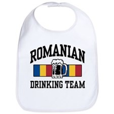 Romanian Drinking Team Bib