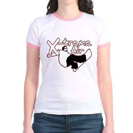 X-treme Air Jr. Ringer T-Shirt