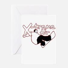 X-treme Air Greeting Card